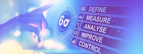 Lean Six Sigma Green Belt Certification Headshot