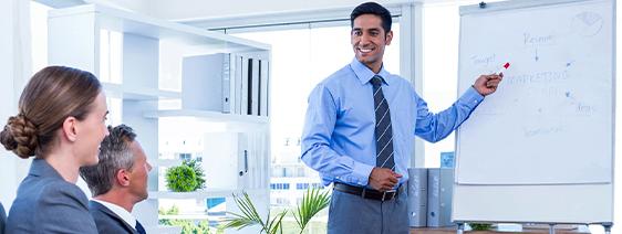 Achieving Sales Excellence – B2B Headshot