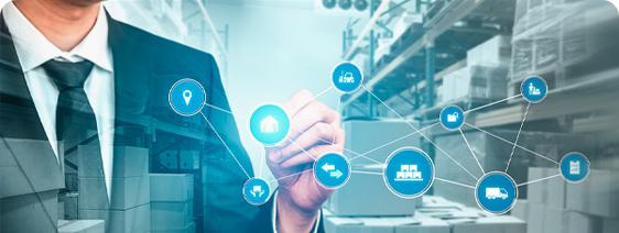 Supply Chain Analytics Headshot